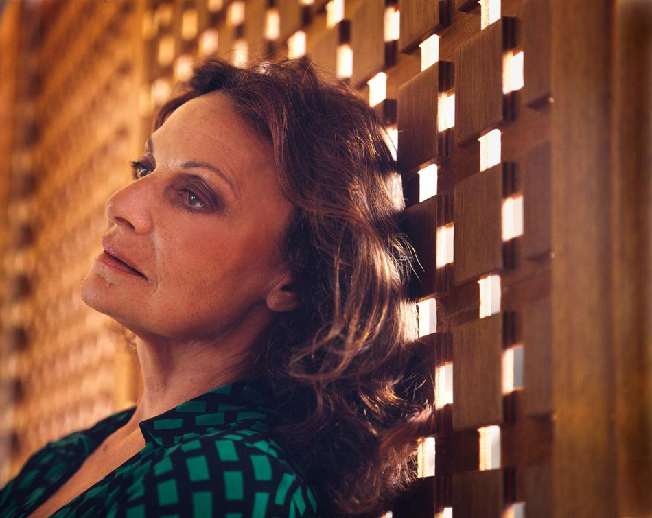 "Diane Von Furstenberg, la madre del ""wrap dress"" DVF2"
