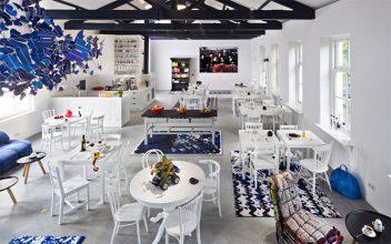 """""""En el centro histórico de Ámsterdam, la marca holandesa Droog ha abierto un nuevo hotel que ofrecerá a los amantes del diseño una experiencia única e inolvidable.""""  Hotel Droog, Ámsterdam – Arquitectura y Diseño – Decorar una Casa  Foto 122 352x220"""