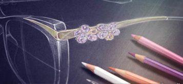 """""""La colección """"Le Gemme"""" de Bvlgari, es una colección sin precedentes. Gafas de sol con monturas que lucen exultantes, oro y piedras preciosas.""""  Bvlgari """"Le Gemme"""" – Marcas de Lujo – Decorar una Casa  Foto 39 357x165"""