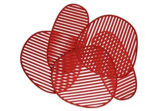 """""""La lámpara de pared o aplique Nuage, del diseñador italiano Philippe Nigro se inspira idealmente en el Optical Art, movimiento artístico de vanguardia de la década de los sesenta.""""  Lámpara de Pared Nuage – Mobiliario y Iluminación – Decorar una Casa  Foto 414 320x220"""