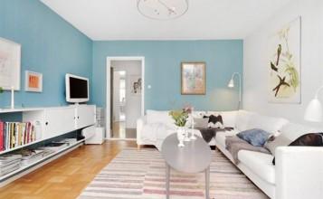 época vintage Estocolmo, Apartamento de época vintage Foto Featured1 357x220