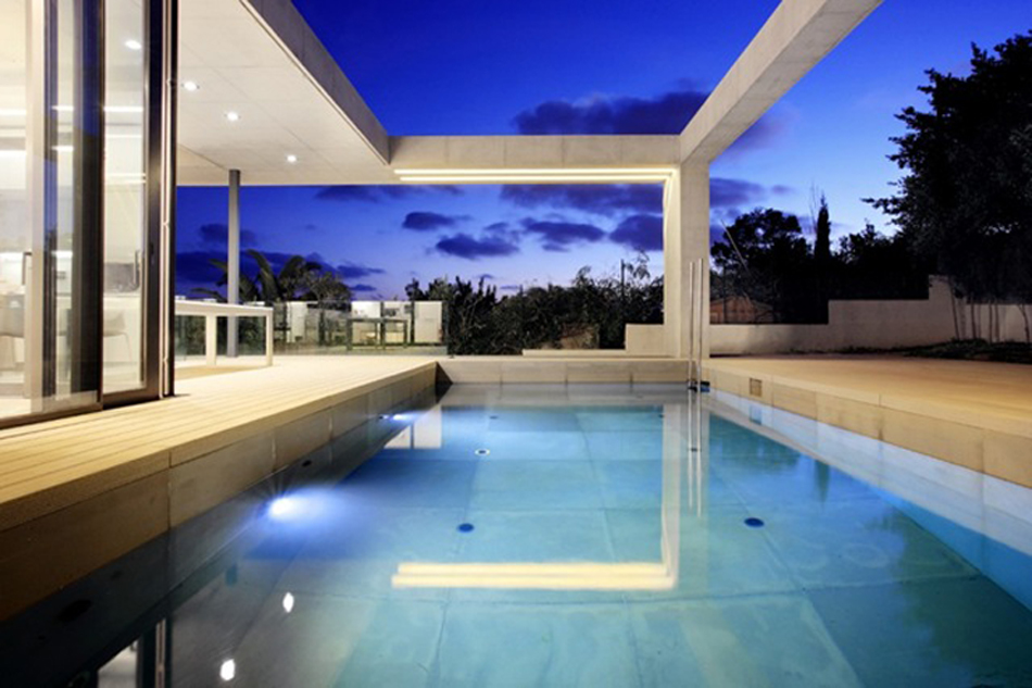 Casa minimalista Casa minimalista, Costa d'en Blanes Foto Feautured14