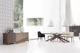 """""""Mobil Fresno presenta su nueva colección Essencial, diseñada por Gabriel Lopez y presentada en el último salón del mueble de Milan 2012."""""""
