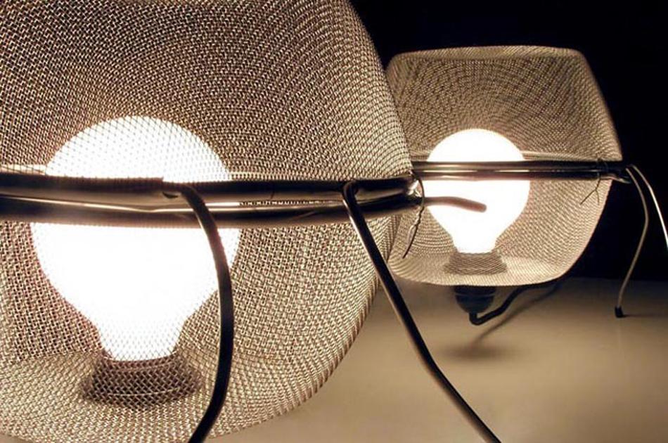 Lámpara Fritta Foto 210