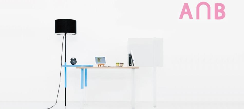 A Intersection B, muebles para espacios pequeños ab slide