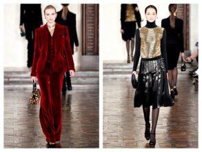 """""""La banda sonora de Downton Abbey vino acompañada de la colección Otoño Invierno 2012 2013 de Ralph Lauren en la Mercedes Benz Fashion Week New York."""""""
