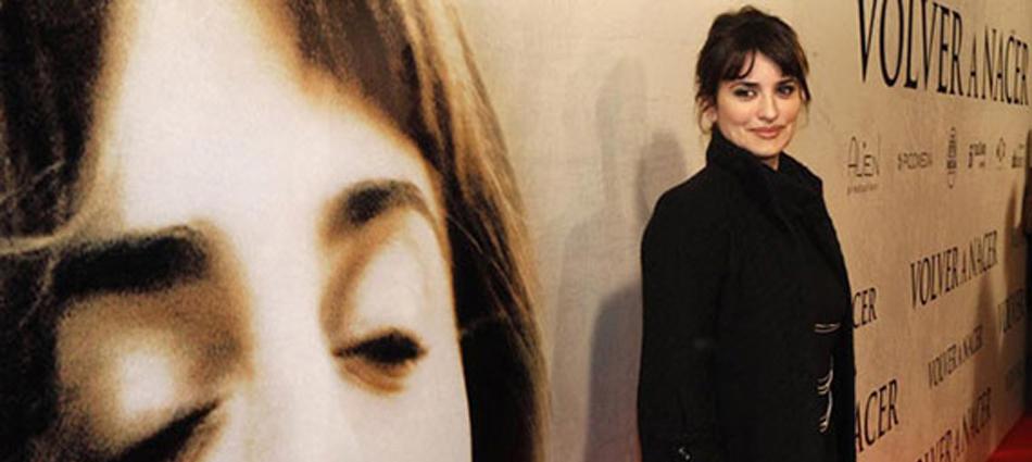 Penélope Cruz con un Chanel vintage Untitled 113