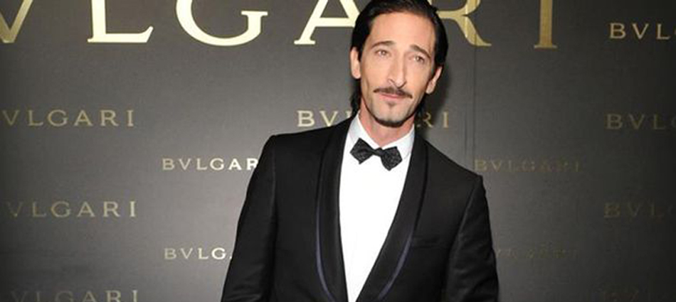Adrien Brody, embajador de Bulgari Untitled 124