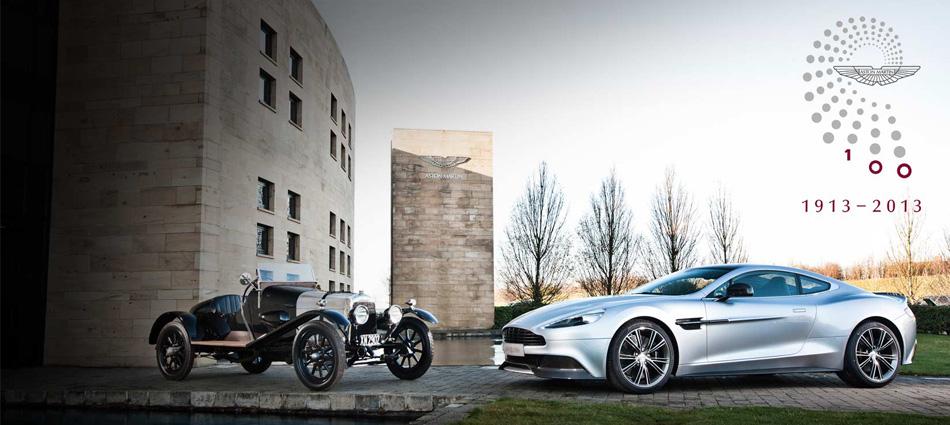 """""""La marca Aston Martin celebra su primero centenario, con una agenda de celebraciones entre 15 de Enero y el 21 de Julio y muchas actividades y sorpresas."""" 100 años Aston Martin astonmartin"""