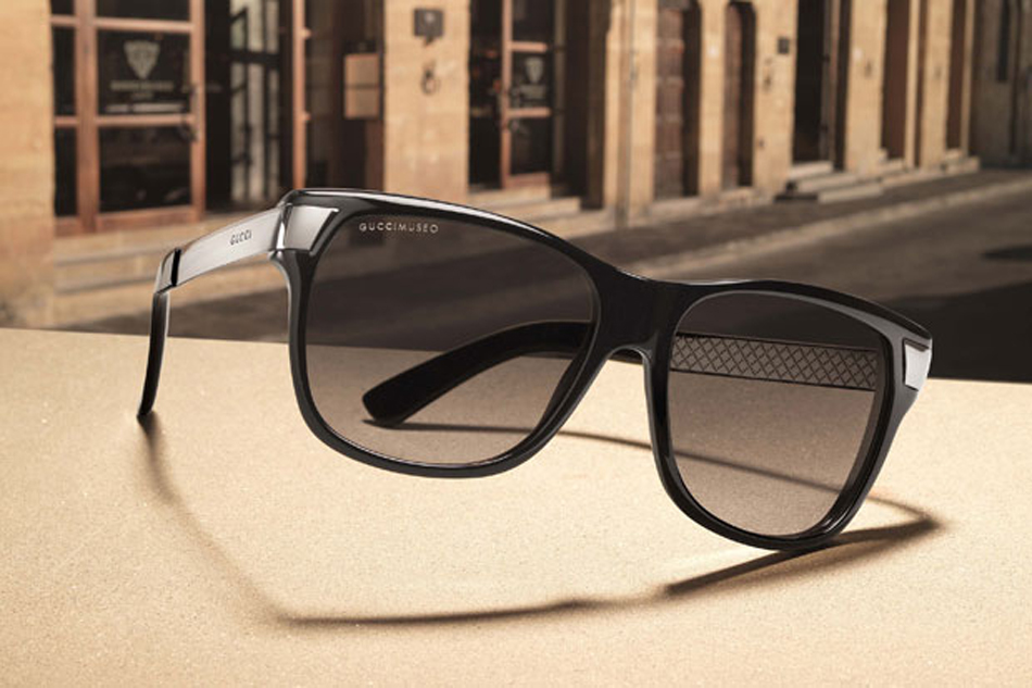 Gucci, gafas de sol de museo gafas413