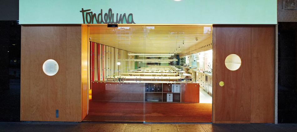 Restaurante Tondeluna Untitled 119