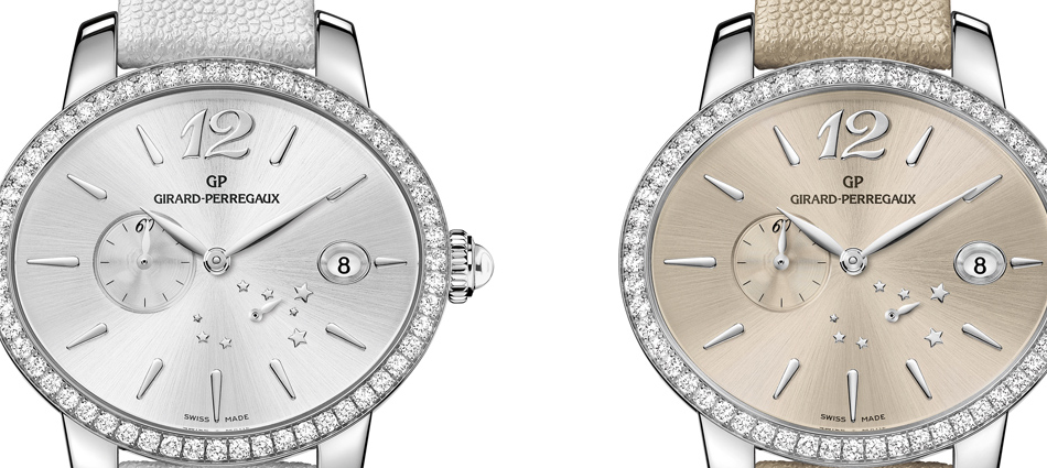 Girard-Perregaux presenta Cat's Eye Untitled 19