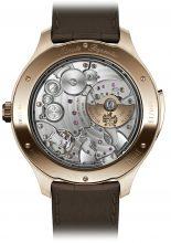 """""""El nuevo reloj Piaget Emperador Coussin Tourbillon Automático Extraplano se inscribe en el código genético de la firma y marca un nuevo récord."""""""