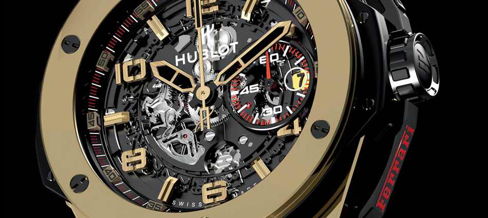 Big Bang Ferrari, de Hublot Untitled 110