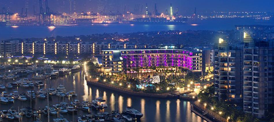 El gran hotel W Singapore Untitled 17