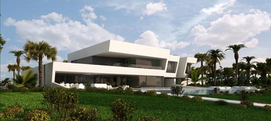"""""""Último proyecto del estudio A-Cero en la categoría de arquitectura; Vivienda unifamiliar situada en el Norte de África;""""  Último proyecto del estudio A-Cero Untitled"""