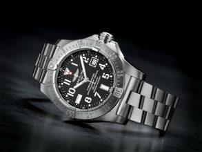 """""""El nuevo reloj presentado por Breitling; Sumergible hasta una profundidad de 3.000 metros""""  Breitling Avenger Seawolf – Moda y Estilos de Vida – Decorar una Casa seawolf  293x220"""