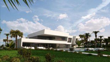 """""""Último proyecto del estudio A-cero en la categoría de arquitectura; Vivienda unifamiliar situada en el Norte de África;"""""""