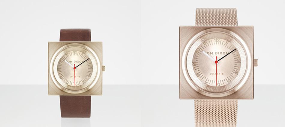 Reloj Block para Eclectic de Tom Dixon Untitled 110