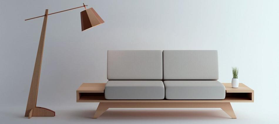 Sofá Float de Pablo Llanquin Untitled 113