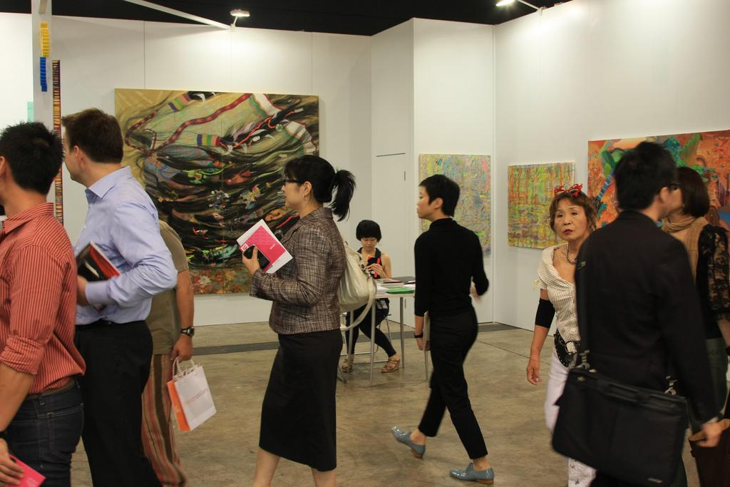 Art Basel en Hong Kong arthk1