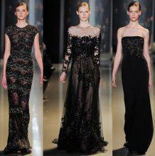 """""""El diseñador libanés ha presentado en París su colección Alta Costura para la próxima Primavera-Verano 2013 y como siempre, su muestra ha sido fascinante gracias a los espectaculares vestidos joya que sólo él sabe crear."""""""