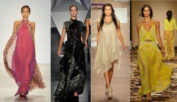 """""""La moda de América Latina y la ropa de los diseñadores latinoamericanos, cada día, despierta mayor interés."""""""
