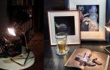Lámpara Amy, tributo a Amy Winehouse Untitled 129 156x100