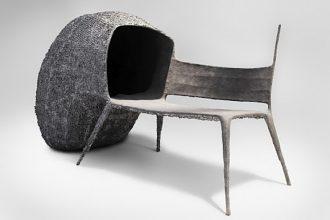 """""""Este diseñador español tiene una visión y misión claras: crear muebles que estén vivos."""""""