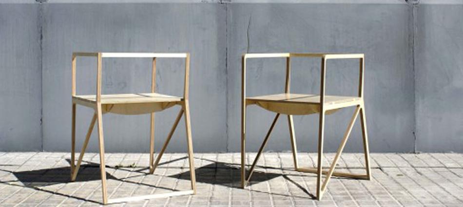 Silla Brace de Ignacio Hornillos Design Studio Untitled 18