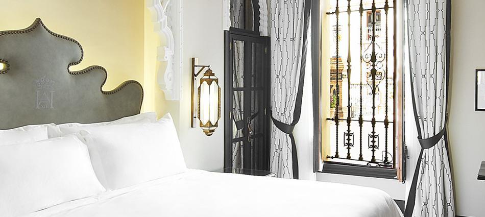 Hoteles de Lujo: Hotel Alfonso XIII 101
