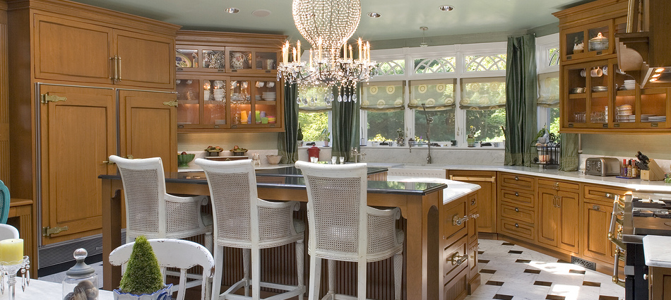 Decoración de Interiores: 3 cocinas frescas y dulces para tomar nota 1012