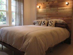 """""""Decoración de Interiores: Integrar la luz en el cabecero es relativamente sencillo.""""  Decoración de Interiores: Cabeceros de cama con luz integrada 19 293x220"""