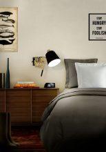 """""""Decoración de Interiores: Integrar la luz en el cabecero es relativamente sencillo.""""  Decoración de Interiores: Cabeceros de cama con luz integrada 210 154x220"""