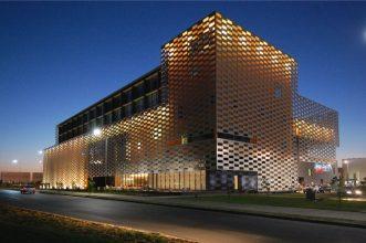 """""""Proyecto de Aruitectura: Gran Casino y Hotel de Talca por Rodrigo Duque Motta y Rafael Hevia García-Huidobro.""""  Proyectos de Arquitectura: Gran Casino y Hotel de Talca  29 331x220"""
