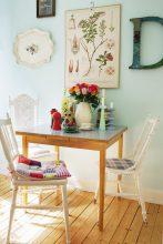 """""""Las mejores ideas para decorar cocinas con estilo.""""  Decoración de Interiores: 3 cocinas frescas y dulces para tomar nota 311 147x220"""