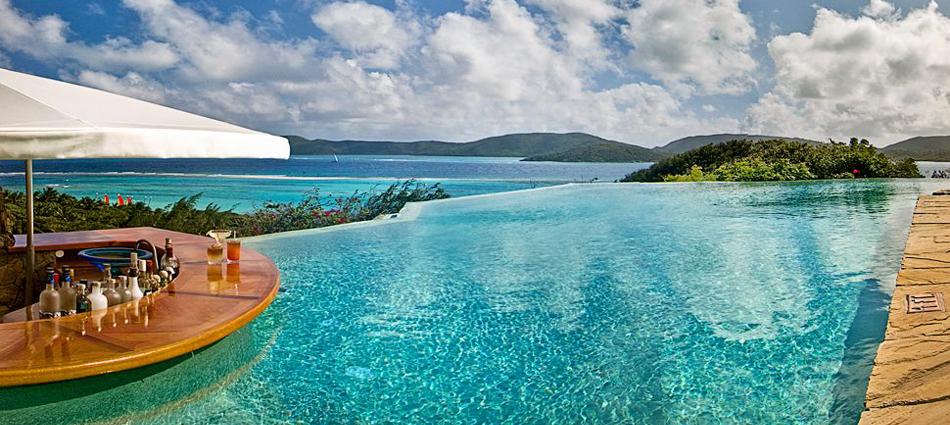 Necker Island Viajes de Lujo: Necker Island, un paraíso privado Isla privada Necker Island