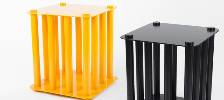 Ideas para Decorar: Mesas Laterales Jaulas de Jorge Diego Etienne mesas modernas laterales jaulas1