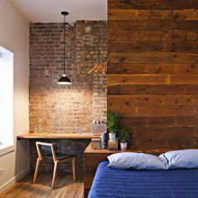 """""""Las paredes no sólo son funcionales, sino que también son una parte integrante de la decoración de interiores.""""  Cómo decorar las Paredes del Dormitorio Principal 10 220x220"""