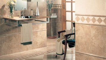"""""""El baño debe ser un espacio armónico que proporcione esa buscada sensación de bienestar""""  Ideas para Decorar el Cuarto de Baño 25 colores claros 357x203"""