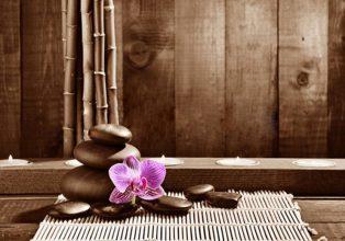 """""""El baño debe ser un espacio armónico que proporcione esa buscada sensación de bienestar""""  Ideas para Decorar el Cuarto de Baño 45 zen 314x220"""