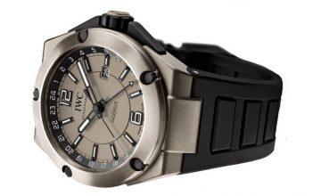 """""""La prestigiosa casa relojera IWC Schaffhausen, o simplemente IWC, lanza su renovada colección Ingenieur Watch."""""""