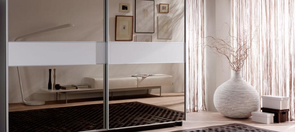 Ideas modernas para decorar armarios con espejo armario con espejo1