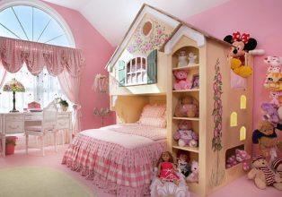 """""""La fantasía es un componente que no debería faltar nunca en la infancia de todo niño""""  5 Habitaciones Infantiles para Soñar 112 314x220"""