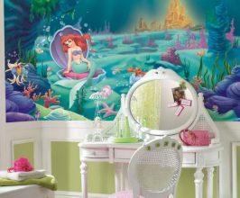 """""""La fantasía es un componente que no debería faltar nunca en la infancia de todo niño""""  5 Habitaciones Infantiles para Soñar 53 266x220"""