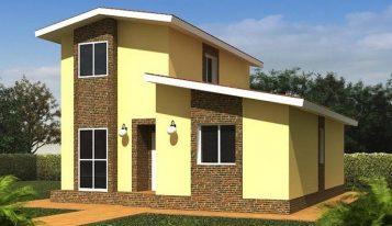 """""""Cada vez son más los diseñadores que optan por la arquitectura prefabricada.""""  Casas prefabricadas por la sostenibilidad Casas prefabricadas por la sostenibilidad 1 357x206"""