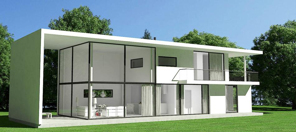 Casas prefabricadas por la sostenibilidad Casas prefabricadas por la sostenibilidad