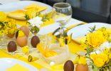 Cómo decorar la mesa para Pascua Como decorar la mesa para Pascua 156x100