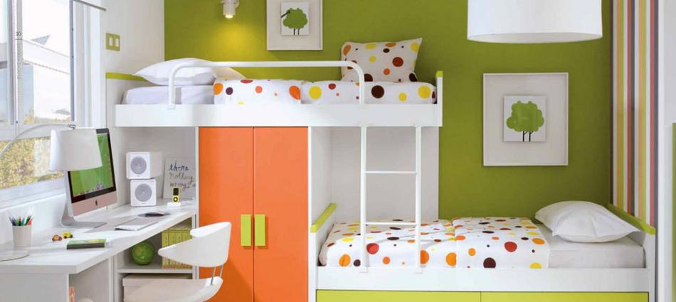 Las mejores ideas para decorar la habitación de tu hijo decoracion dormitorio infantil colores