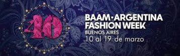 """""""BAAM – Argentina Fashion Week es la semana de moda más prestigiosa de este país""""  Lo más destacado de la 40º BAAM – Argentina Fashion Week 43 357x111"""